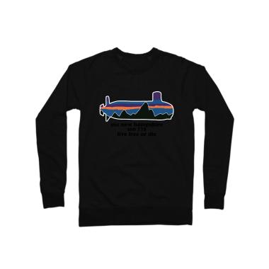 sub Crewneck Sweatshirt