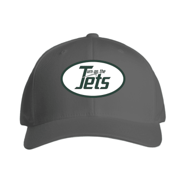 Turn on the Jets Patch Baseball Style Hats