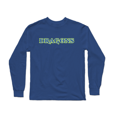 Dragons New Logo Longsleeve Shirt