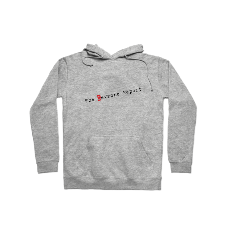 The Levrone Report Pullover Hoodie