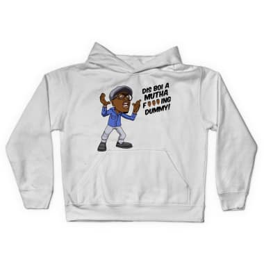 Dis Boi A Dummy Pullover Hoodie