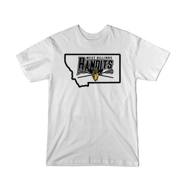 West Billings Bandits State Pride T-Shirt
