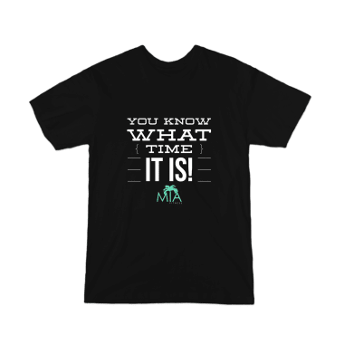 You know what time it is! Youth T-Shirt