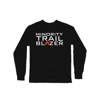 Minority Trail Blazer  Longsleeve Shirt