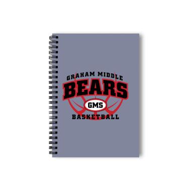 GMS Basketball Notebook