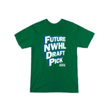 Future NWHL Draft Pick T-Shirt