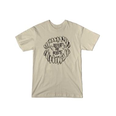 Defeat The Beast (Black) T-Shirt