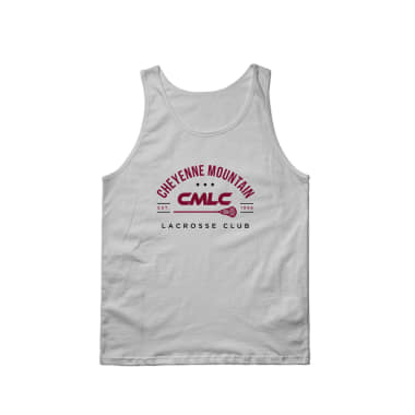 Cheyenne Mountain Lacrosse Club Tank Top