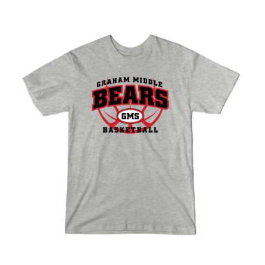 GMS Basketball T-Shirt