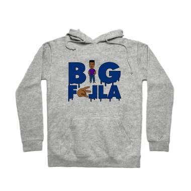 Big Fella Pullover Hoodie