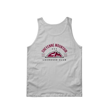 Cheyenne Mountain Lacrosse Club Tank Top