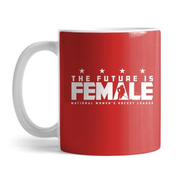 Future is Female Mug
