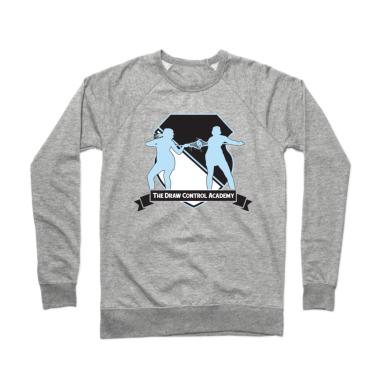 Draw Control Academy  Crewneck Sweatshirt