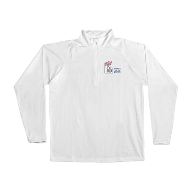 Homes For The Brave Performance Pullover