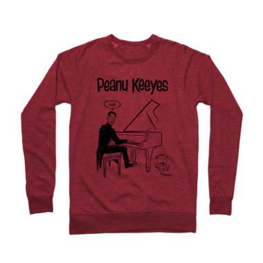 Peanu Keeyes Crewneck Sweatshirt