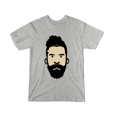 Beardmoji Youth T-Shirt