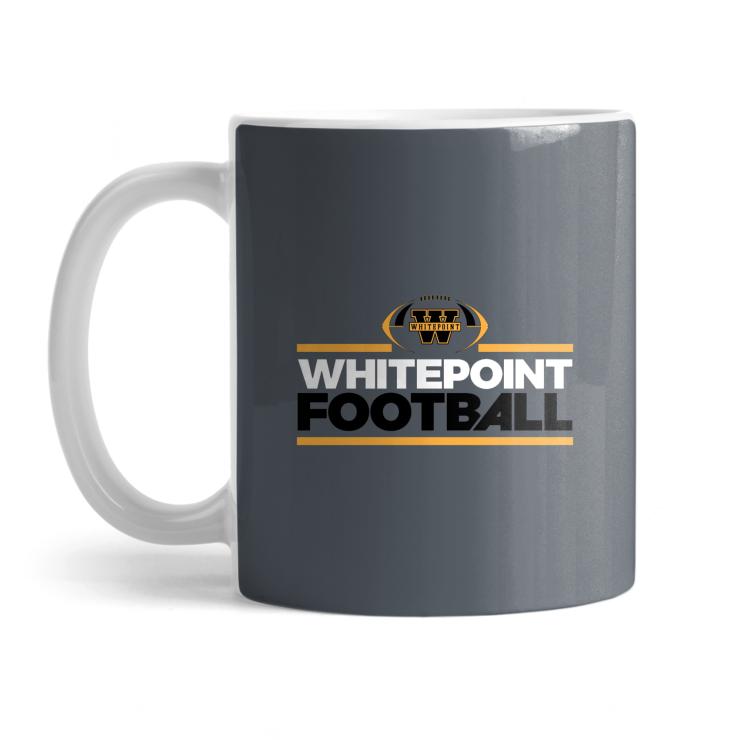 White Point Youth Football Mug