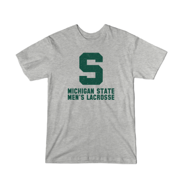 MSU Lacrosse Vintage T-Shirt