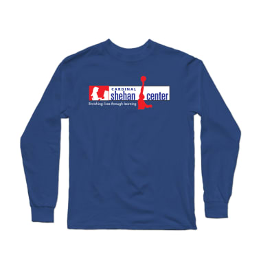 CSC Blue Longsleeve Shirt