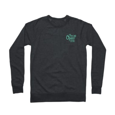 The Open 2018 Crewneck Sweatshirt