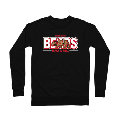GMS Track & Field Crewneck Sweatshirt