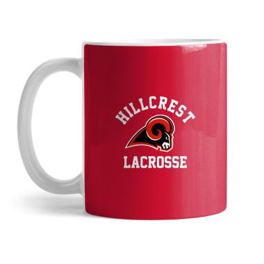 Hillcrest Lacrosse Mug