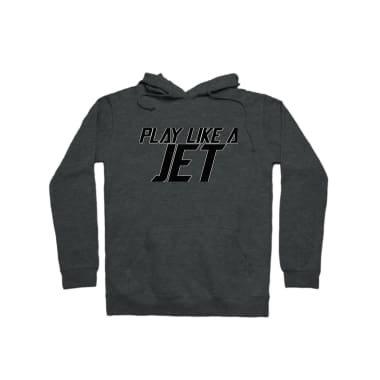 Play Like A Jet Pullover Hoodie