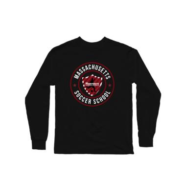 Massachusetts Soccer School Longsleeve Shirt