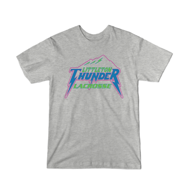 Thunder Lacrosse Classic Tee