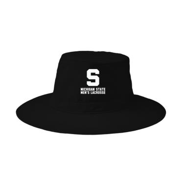 MSU Lacrosse Vintage White Sideline Hats