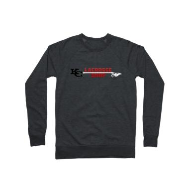 KC Lacrosse Shop Crewneck Sweatshirt