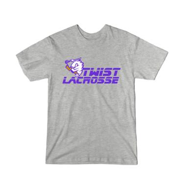 Twist Lacrosse Tee