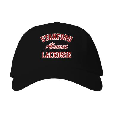 Stanford Lacrosse Alumni Baseball Style Hats