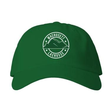 Wachusett Lacrosse Baseball Style Hats