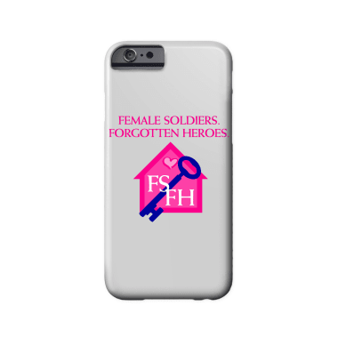 Female Soldiers Forgotten Heroes Phone Case