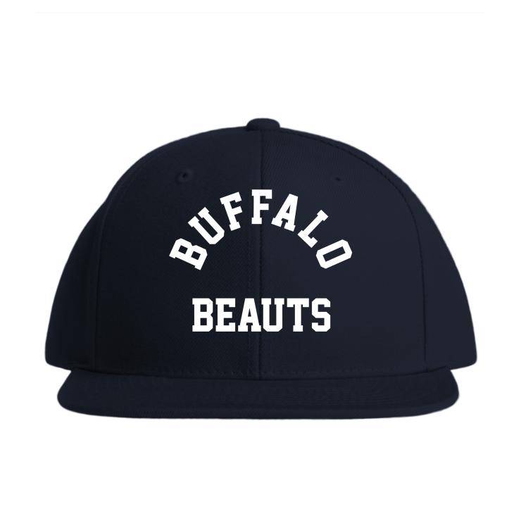 Buffalo Beauts Classic Baseball Style Hats