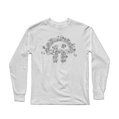 Twit Gadgets Longsleeve Shirt