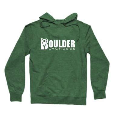 Boulder Lacrosse Wordmark Pullover Hoodie