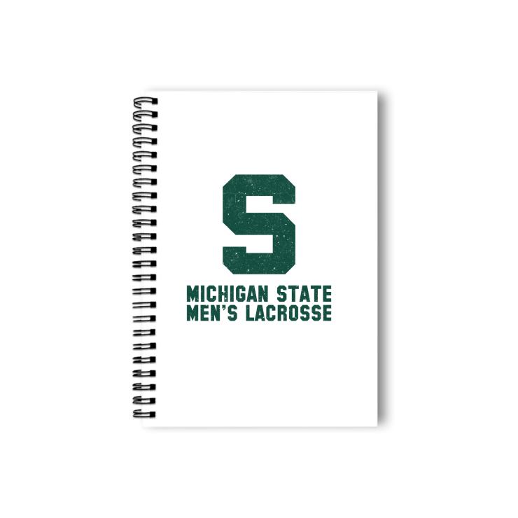 Spartans Lacrosse Notebook