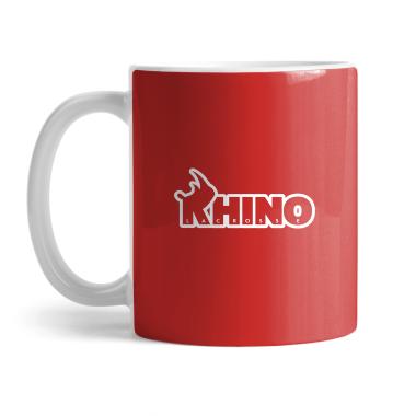 Rhino Lacrosse Mug