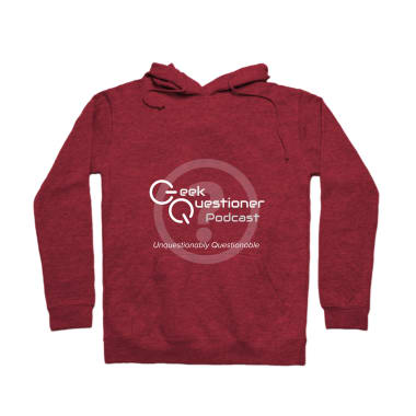 Geek Questioner Podcast Shirts Pullover Hoodie