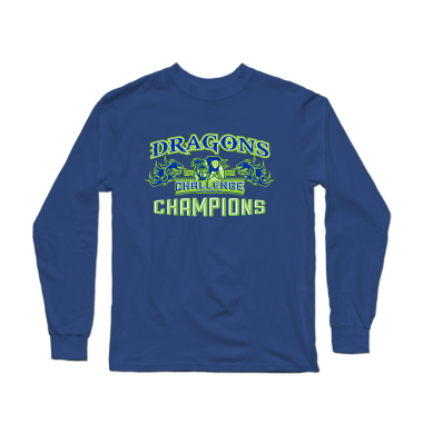 Dragons Limited Edition Challenge Champions Longsleeve Shirt