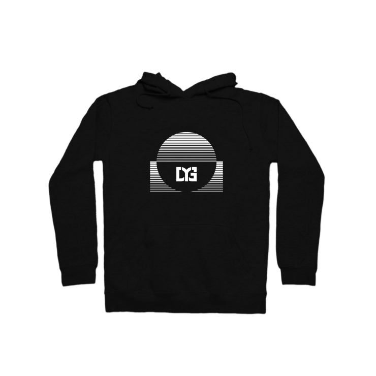 DYG Sunset  Pullover Hoodie