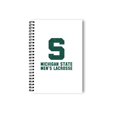 Spartans Lacrosse Notebook