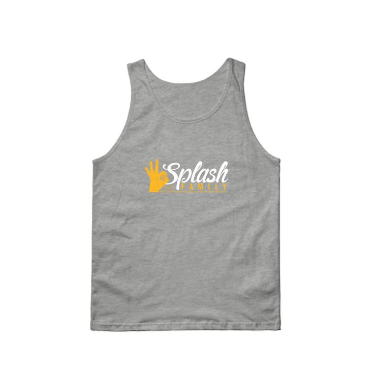 Splash Family Tank Top