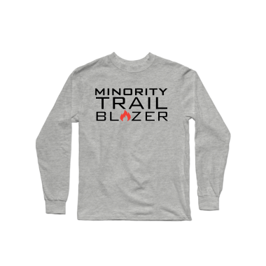 Minority Trail Blazer  Longsleeve Shirt