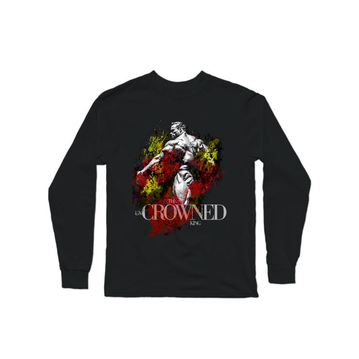 The Uncrowned King Longsleeve Shirt