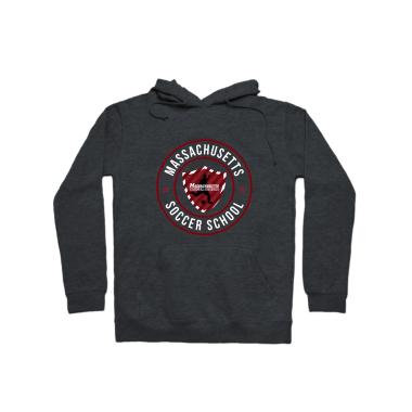 Massachusetts Soccer School Pullover Hoodie