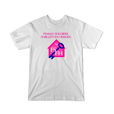 Female Soldiers, Forgotten Heroes T-Shirt