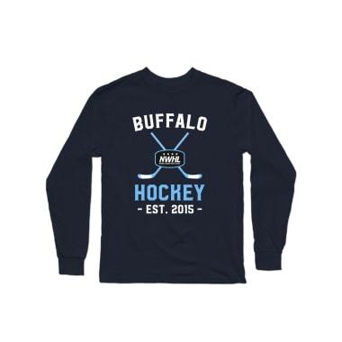 Buffalo Hockey Longsleeve Shirt